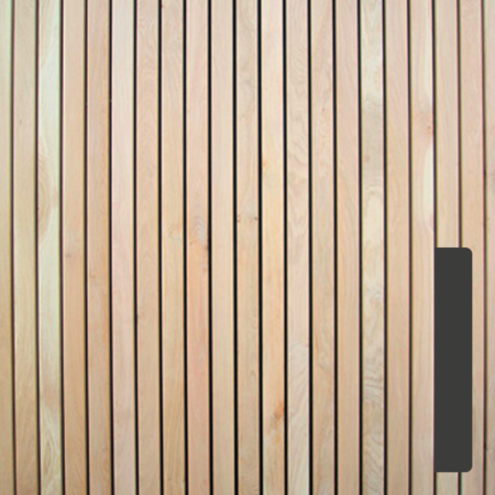 Modern Square Cladding from Orlestone Oak