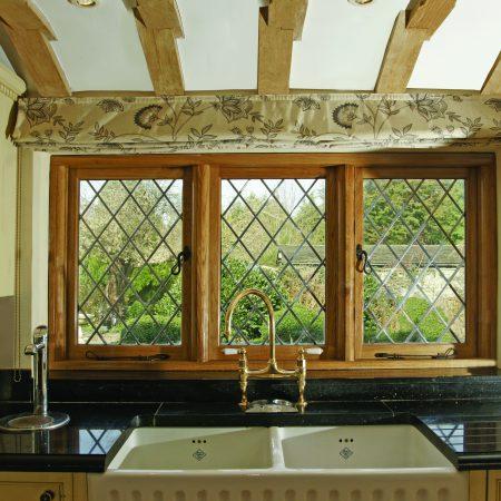 Traditional Ovolo Window