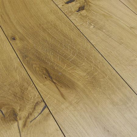 Rustic flooring from Orlestone Oak